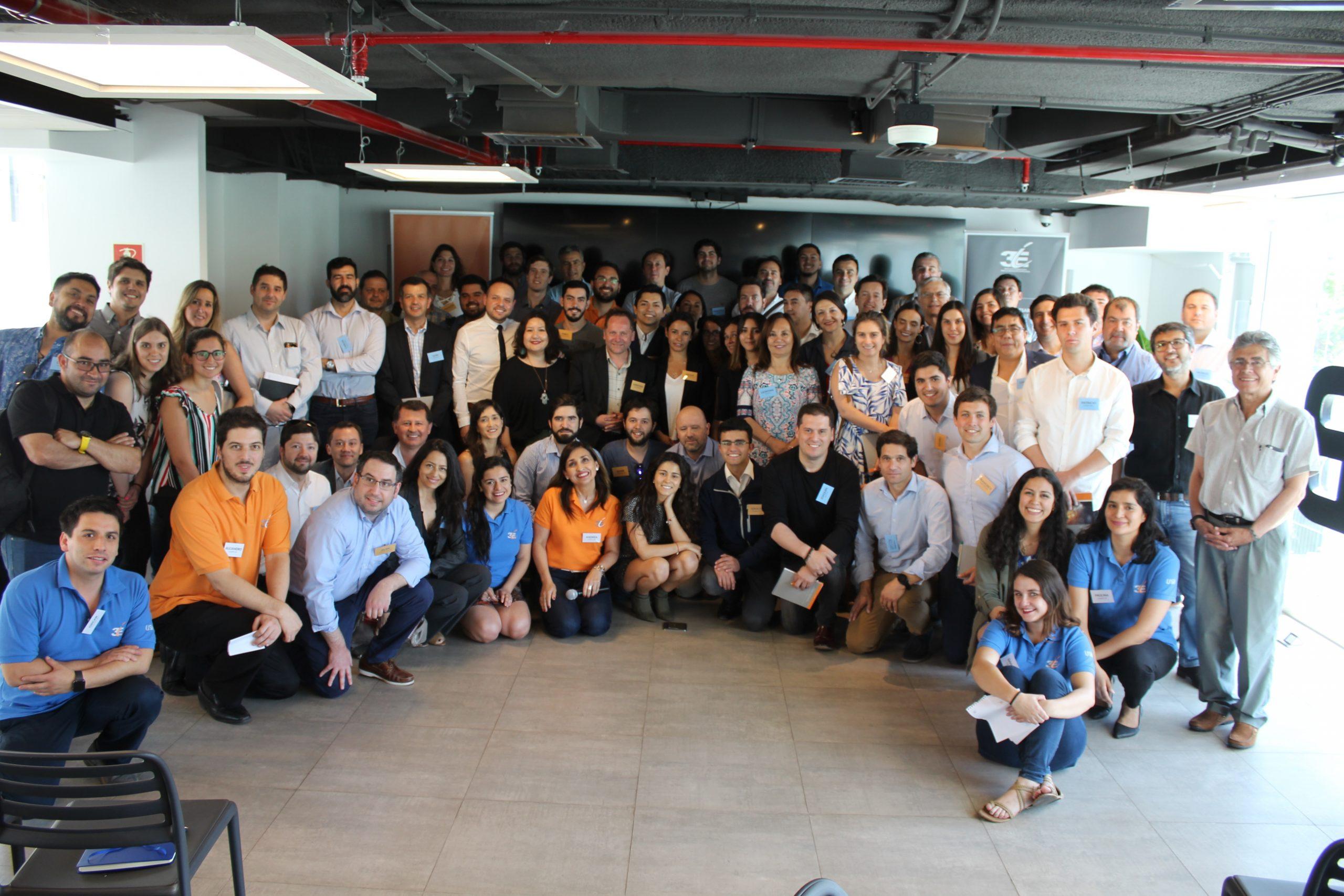 De Valparaíso al mundo: Instituto 3IE USM cumple 20 años acelerando startups y generando innovación